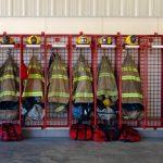 Firefighter Turnouts-Gear Rack2